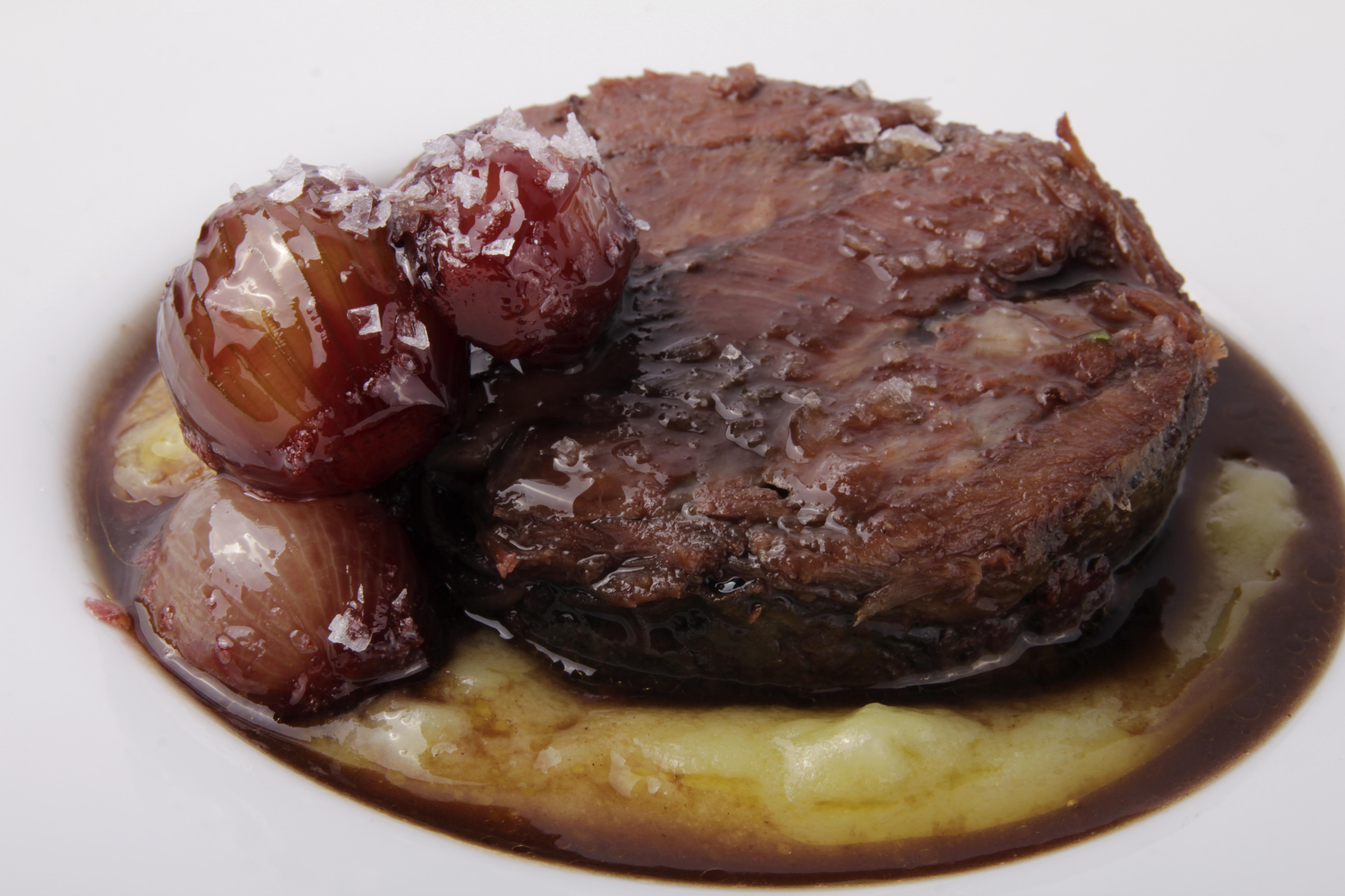 Carrillera de ternera moldeada foodvac - Carrilladas de ternera ...